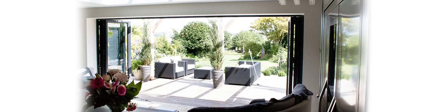 Newglaze Windows, Doors and Conservatories-multifolding-door-specialists-bedford